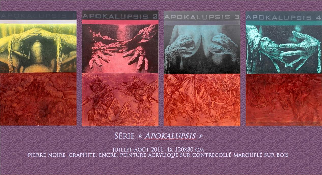 Série APOKALUPSIS